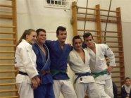 Magyar Iloná-s hét judo bemutató