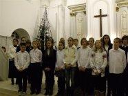 Karácsonyi koncert a kecskeméti evangélikus templomban