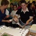 Magyar Ilonás hét születésnapi torta