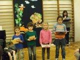 Óvodás rajzpályázat a kecskeméti Magyar Ilona Általános Iskolában
